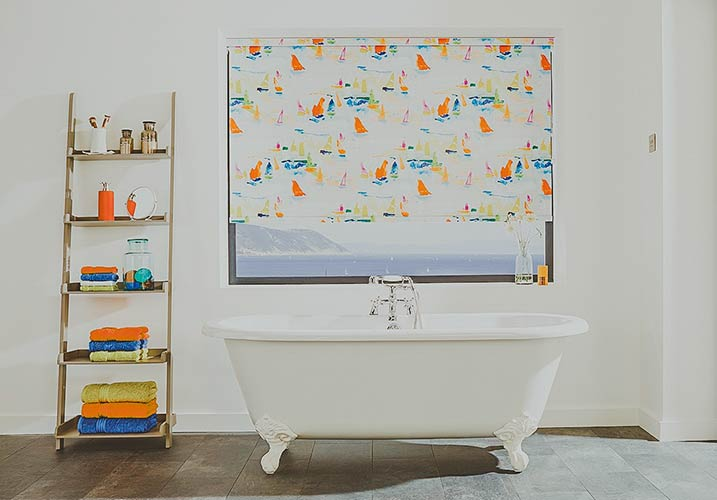 bathroom roller blind 1 - Gallery
