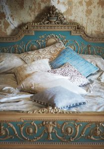 elegant bed with duvet and a couple of cushions 209x300 - Gallery