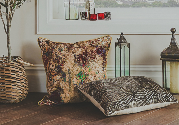 large cushions soft furnishings - Gallery