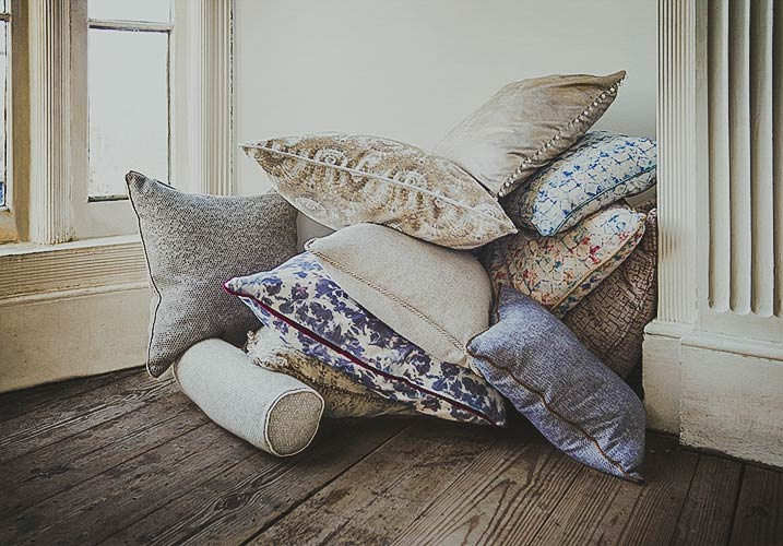 soft furnishings cushions - Gallery