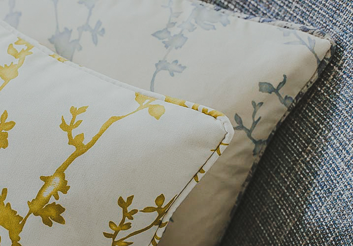 square cushions - Gallery