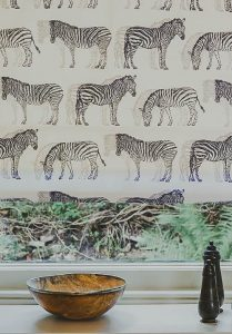 zebra fabric roller blind 209x300 - Gallery