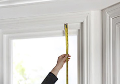 window dressing elegant curtains