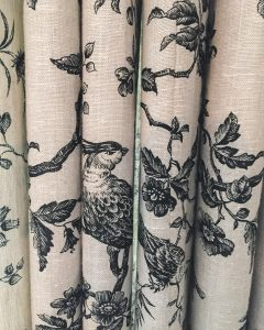 bird print curtains 240x300 - Gallery