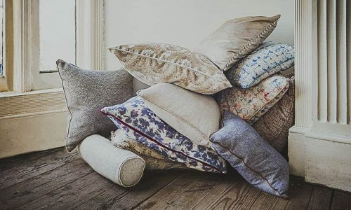 Upholstery - Cushions